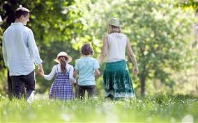 Many people feel that a family is not complete unless it contains 2 or more children.They contend that families with less than 2 children are incomplete & unfinished. They further add that the BEST thing children can have are siblings.