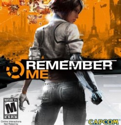 Remember Me: Dive in for the story and world design