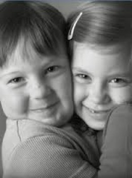 Having siblings does not necessarily guarantee that children will be happier.Children without siblings have happy relationships with friends, cousins, & other associates.Siblings are NO guarantees of love, happiness, & companionship.
