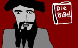 GUTENBERG'S BIBLES ARE NOW WORTH HUNDREDS OF MILLIONS OF DOLLARS.