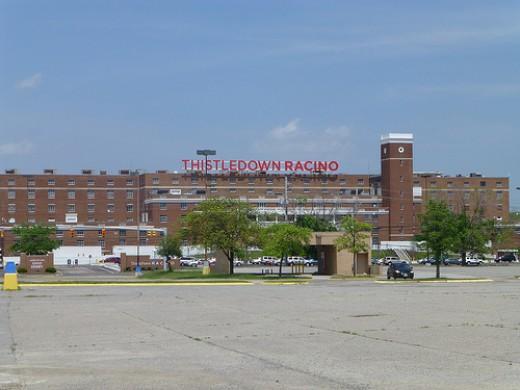 Thistledown Racino in North Randall, OH