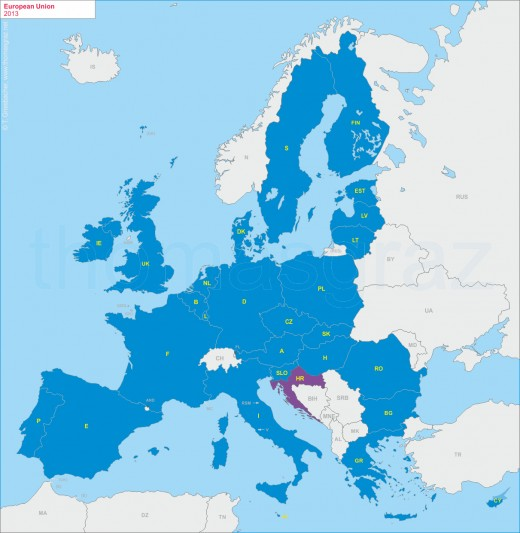 The European Union in 2015