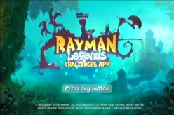Rayman Legends Challenges App