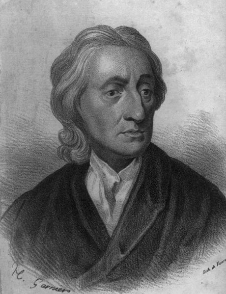 John Locke's views on children and childhood had a profound effect on the books written and published for children.