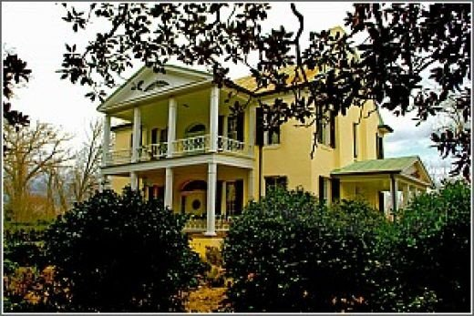 "Rose Hill Plantation State Historic Site offers a look at antebellum South Carolina in a serene, rural setting. It's also the historic home of South Carolina's ""Secession Governor,"" William H. Gist. Rosehill Plantation Where The Story Below Occurred"