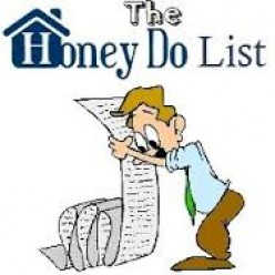 "My ""Honey do list"" Project Story"
