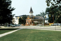 The Auburn University Chapel in Auburn, Alabama as it appeared in 1982