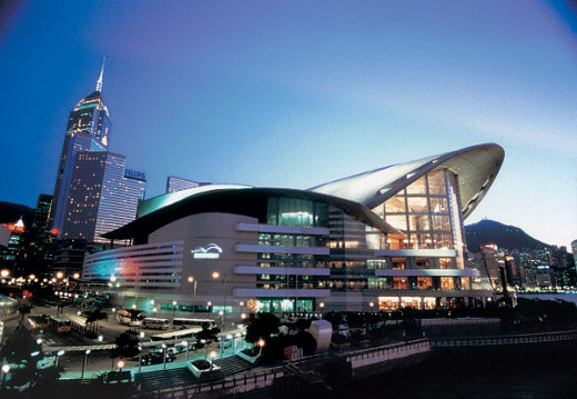 Hong Kong Convention and Exhibition Centre (HKCEC): The Venue in London