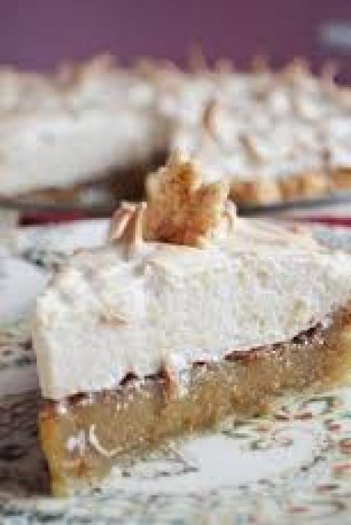 Millionaire Pie is a delicious fruity pie.