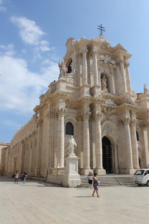 Duomo, Syracuse, Sicily