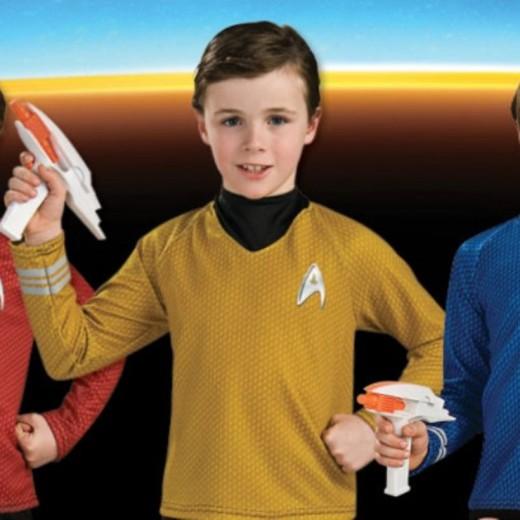Captain Kirk's Costume
