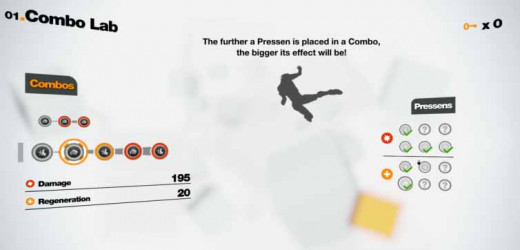 Remember Me how to combine pressens and then start combos