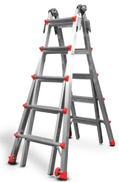 Little Giant 12022 RevolutionXE 300-Pound Duty Rating Multi-Use Ladder