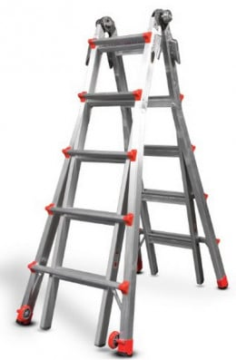 Little Giant 12022 RevolutionXE 300-Pound Duty Rating Multi-Use Ladder