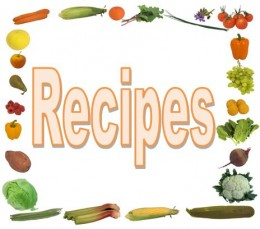 calcium rich vegetable recipes
