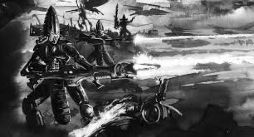 New Eldar Codex Review 6th edition Dark Reapers
