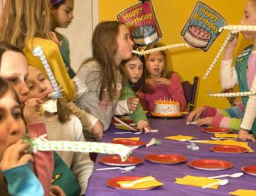 Birthday party ideas for mother