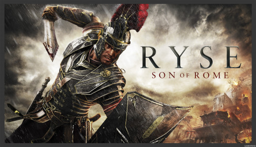Ryse: Son of Rome. Bloody, to say the least