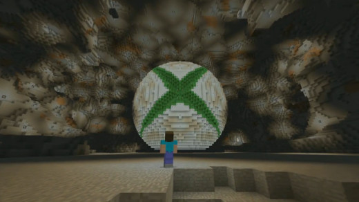 Minecraft: it's become almost as much of a gaming staple as Mario.