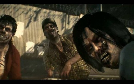 Deadrising3: What're you lookin' at?