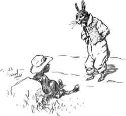 Fox and Br'er Rabbit