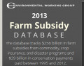 Refer here for farm subsidy info.