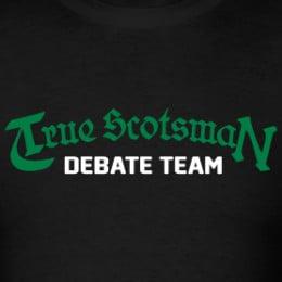 true scotsman debate team