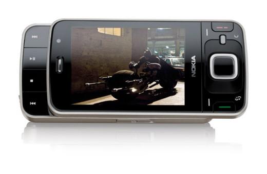 The Nokia N96