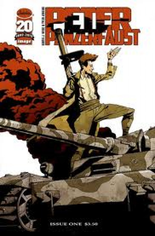 Peter Panzerfaust # 1 Still going strong.