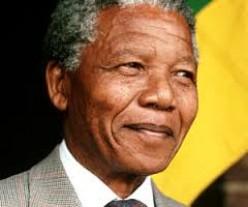 Prisoner to president to prophet........Nelson Mandella