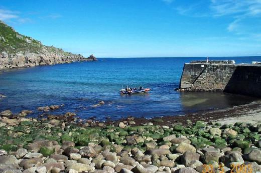 Summer in February - Filmed in Cornwall: Lamorna Cove.