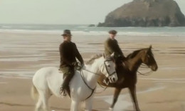 Summer in February, film, 2013: A preview filmed on location at Lamorna Cove, Cornwall.