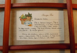 Easy Recipe for Rhubarb Coffee Cake