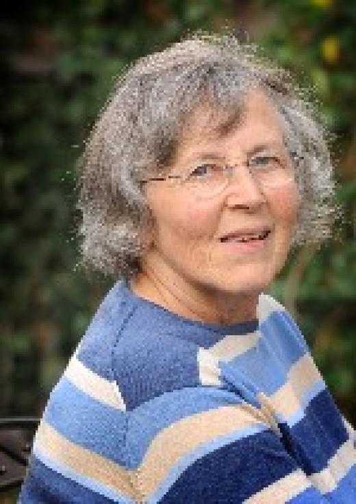 Dr. Hilary Johnson of the Author's Advisory Service  UK