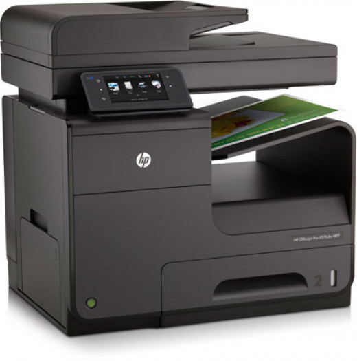 The HP Officejet Pro X Printers