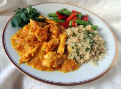Chicken in Orange Sauce Recipe
