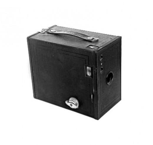 Kodak Brownie 2A Box Camera