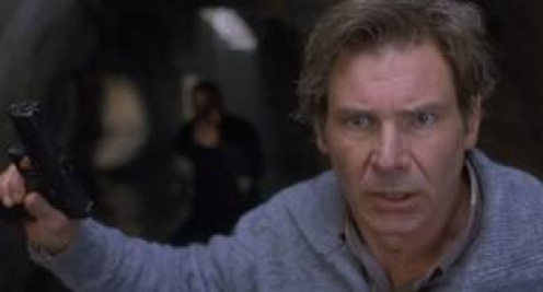 Harrison Ford and Tommy Lee Jones star in The Fugitive which was a remake made in 1993.