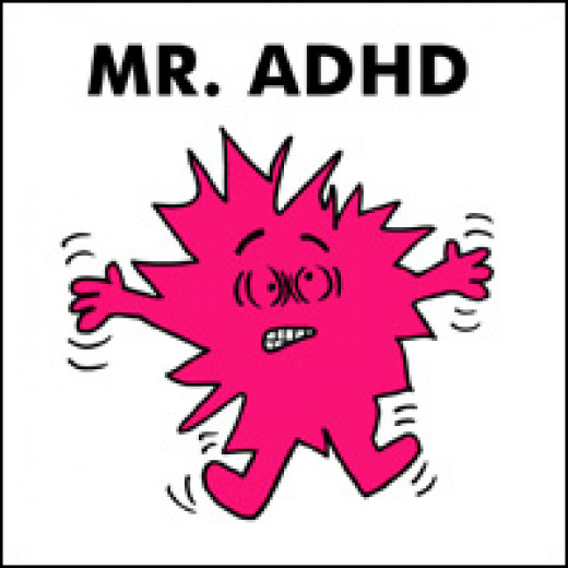 Although ADHD is often associated with hyperactivity, it can also come in a quiet, inattentive type.