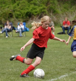 Advantages of Children Playing Sports