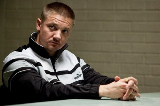 Jem Coughlin (Jeremy Renner) © Legendary Pictures/GK Films/Warner Bros.