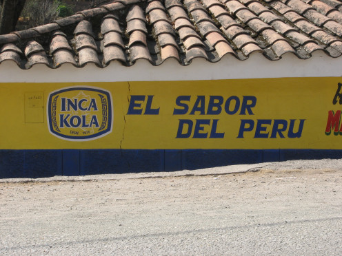 Inca Kola: the flavor of Peru