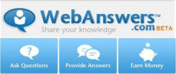 WebAnswers Review: Get Paid To Answer Questions Online