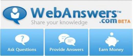 WebAnswers logo