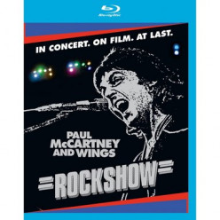 Paul McCartney and Wings Rockshow Blu-ray/DVD review