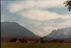 My Adventures Touring Europe in 1982 (9) Salzburg