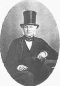 Portrait of Samuel Peters Jarvis, 1850s