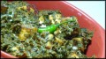 Quick and Simple Palak Paneer (Spinach Subzi) Recipe