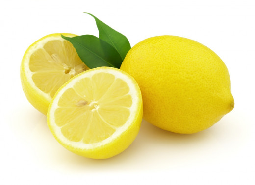 Lemons Treat UTI