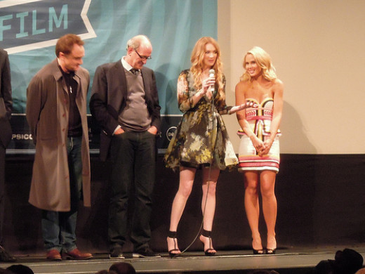 The Cabin in the Woods part of the cast